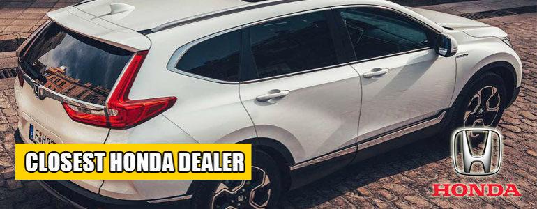 Closest Honda Dealership
