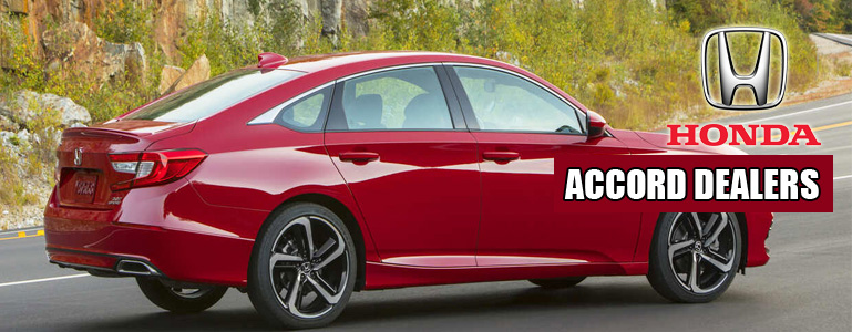Honda Accord Dealers